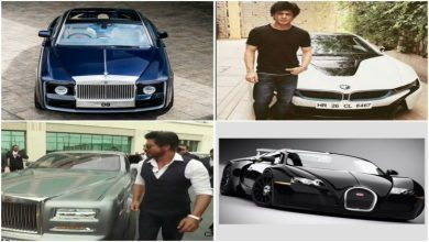 Photo of Shah Rukh Khan Car collection