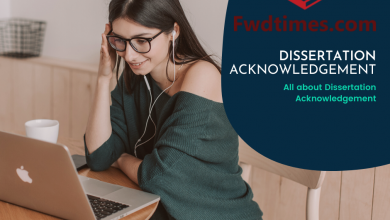 Photo of 10 Tips to Write a Meaningful Acknowledgment in A Dissertation