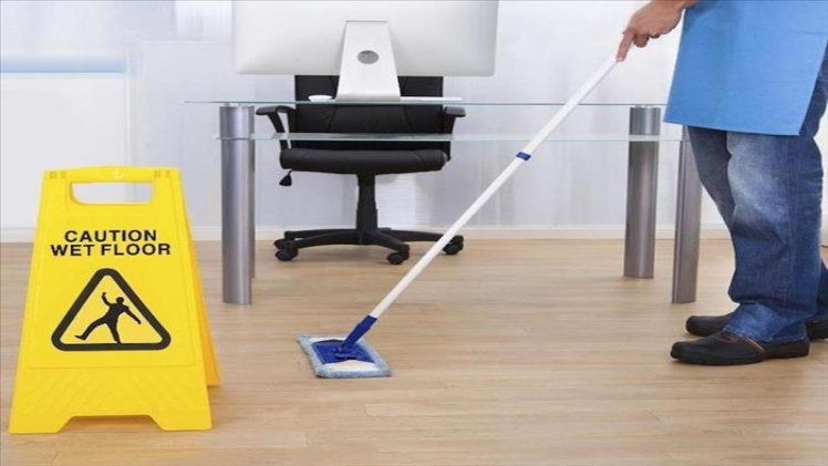 cleaning any business