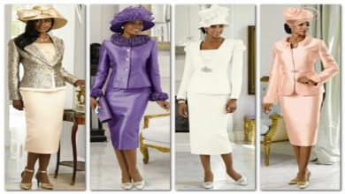Photo of Create an impression with first lady church suits