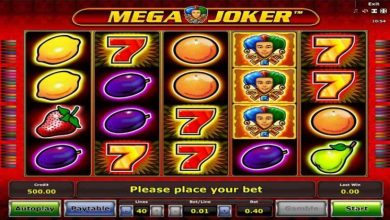 Photo of Win Serious Money Prizes at Mega Joker Slot