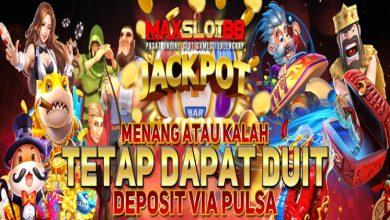 Photo of Win the Jackpot Slot Online Maxslot88