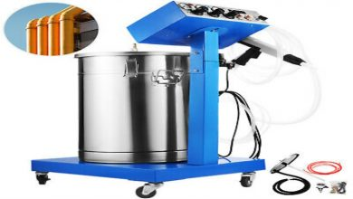Photo of How to find the best powder coating machine
