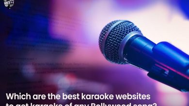 Photo of Which are the best karaoke websites to get karaoke of any Bollywood song?