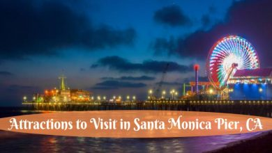 Photo of 5 Top-Rated Attractions to Visit in Santa Monica Pier