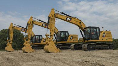 Photo of Caterpillar (CAT) Unveils Their Next Generation Excavator Machinery