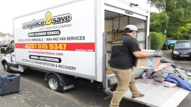Photo of Need Help Moving Office? Use a Man and Van London!