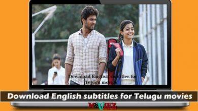 Photo of Subscene.com – Download Tamil, Telugu, English Movie Subtitle for Free