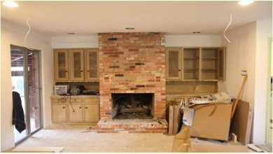 Photo of Design For A Lime Fireplace For Your Home