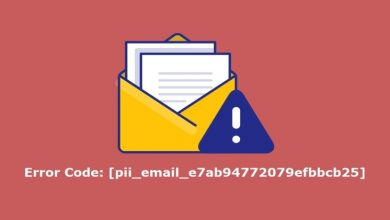Photo of Ultimate Guide to Solve [pii_email_e7ab94772079efbbcb25] Error