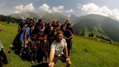 Photo of Srinagar and Kashmir: Trekking while touring